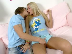 Goldfinger reccomend euro blonde teen anal hd