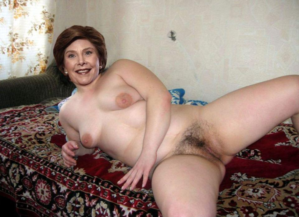 Nude bush