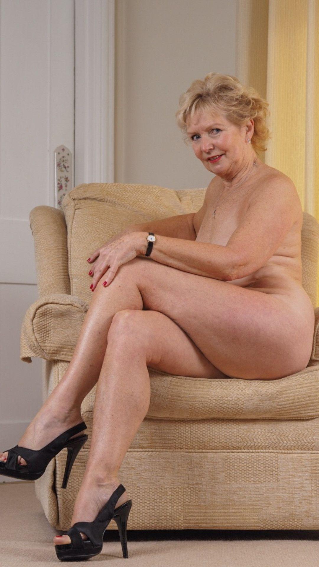 Grannys nude We're Having