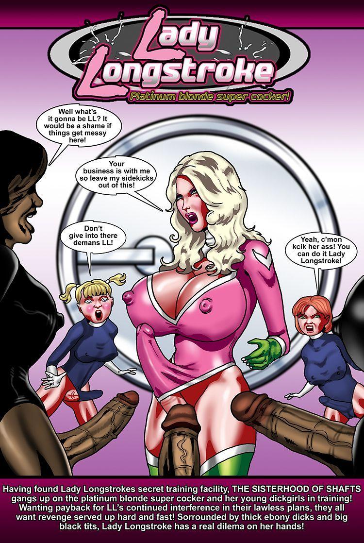 Shemale nackt comic Tgirls Movies