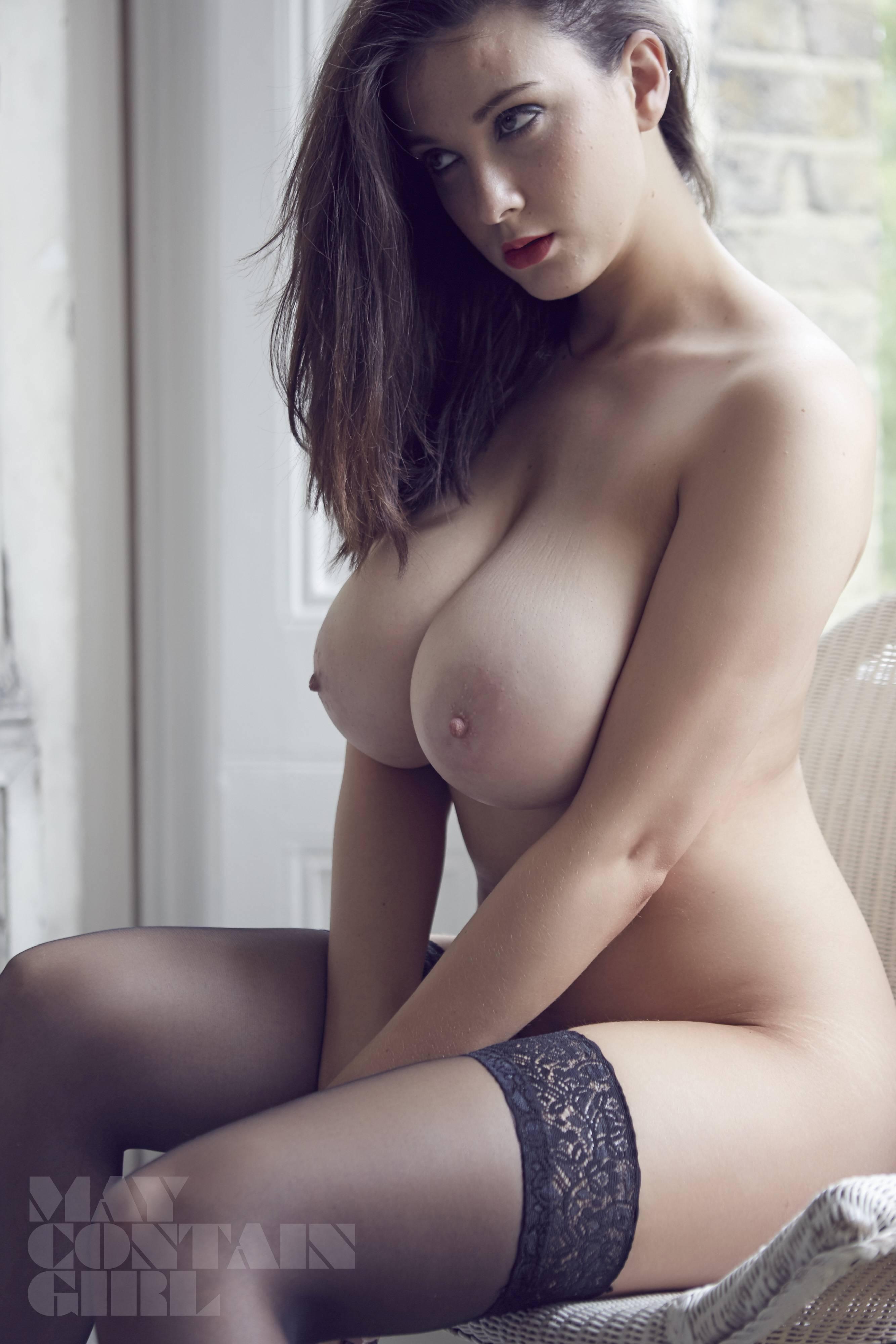 Hot nude boobs