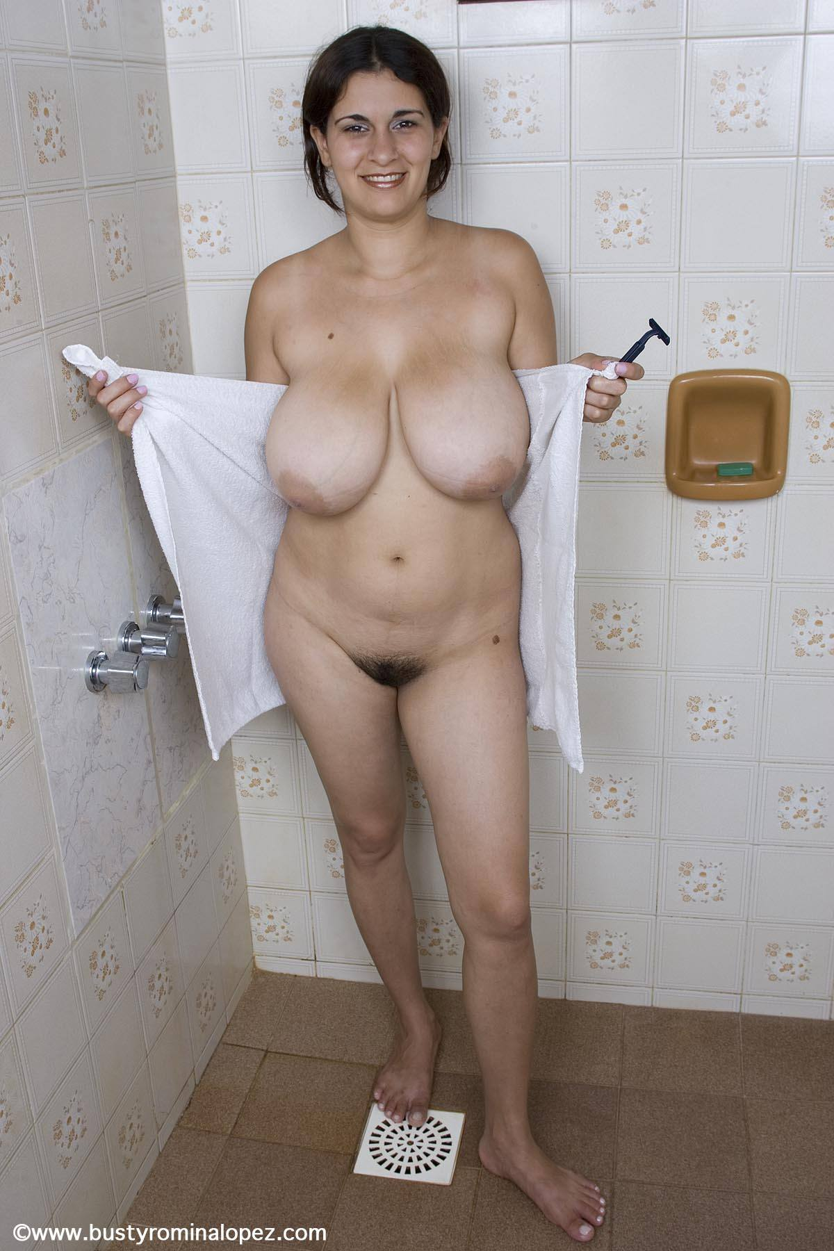 big latina tits shower - Big fat naked girls in shower blacks. Best Porno site ...