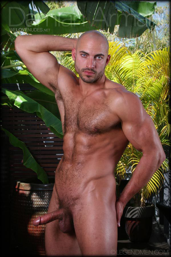 best of Muscled naked men bald
