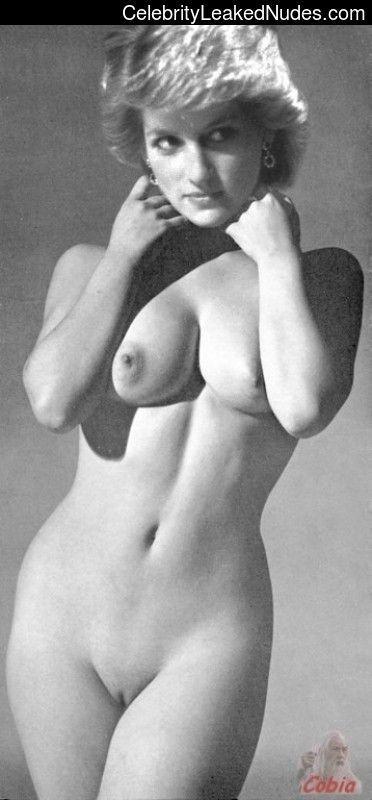 Lady di nackt