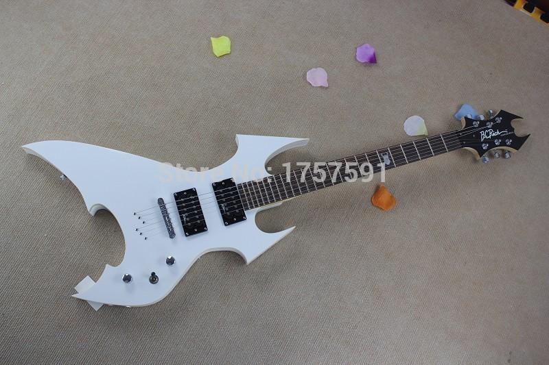 Mature electric guitar