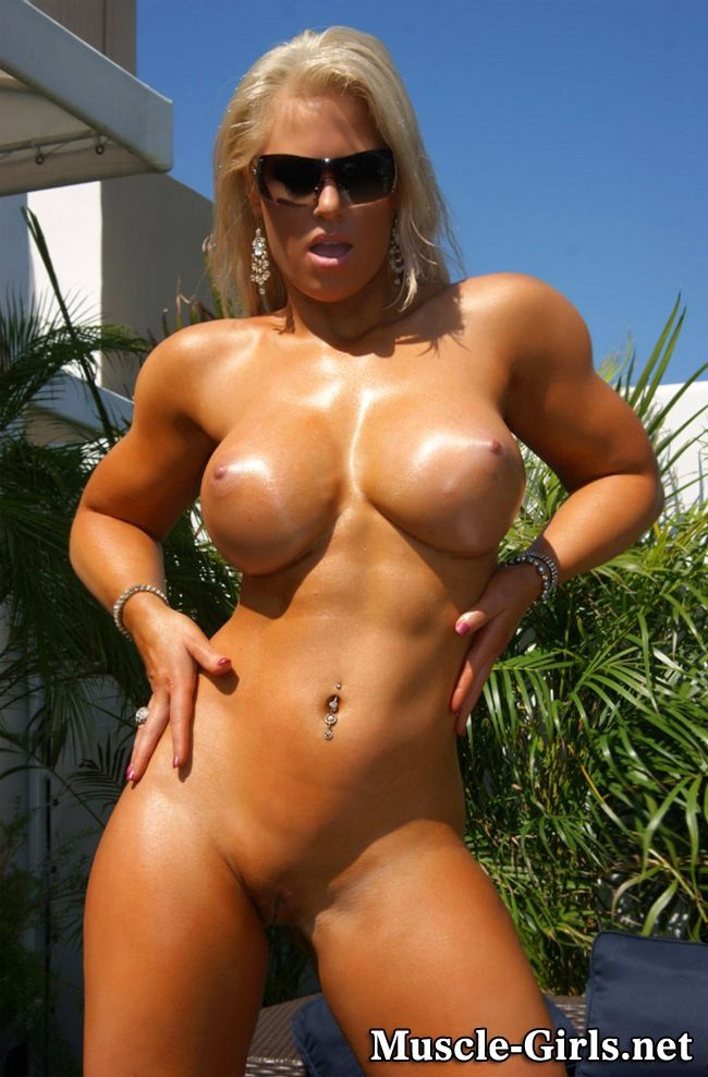 Hot ass muscle women nude