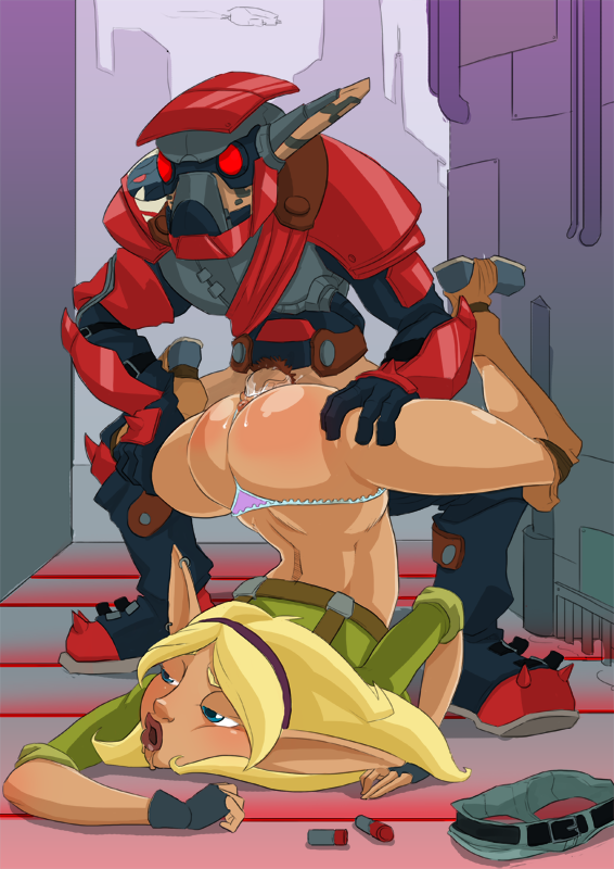 Really. naked keria and Jak daxter something
