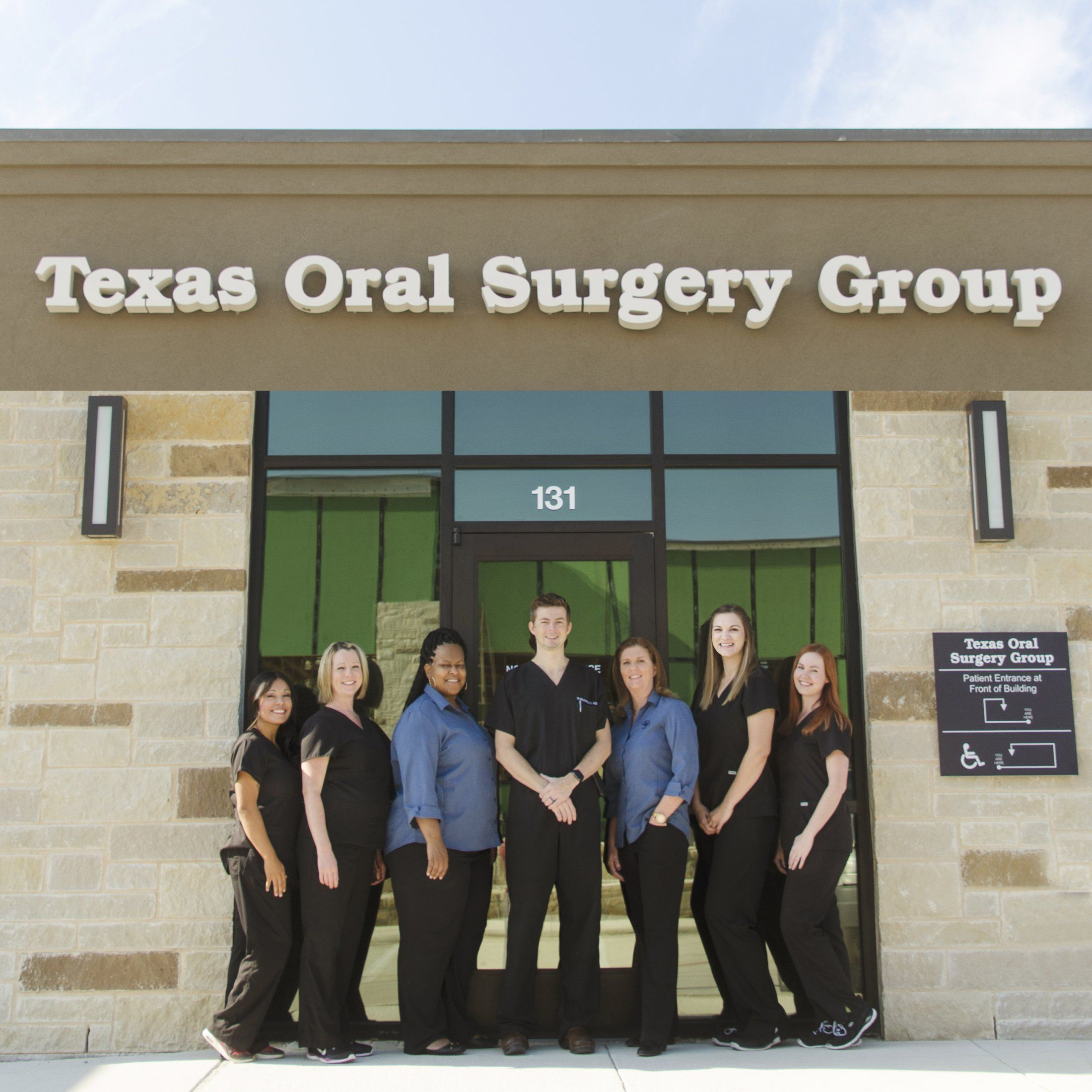 Oral facial surgery group
