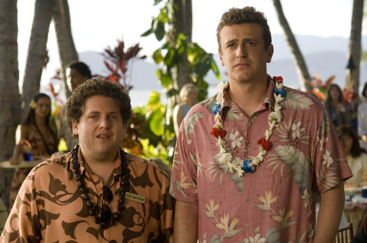Forgetting sarah marshall netflix