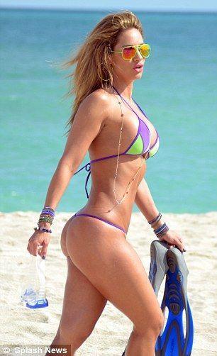 Amusing phrase bikini sexy latina string due