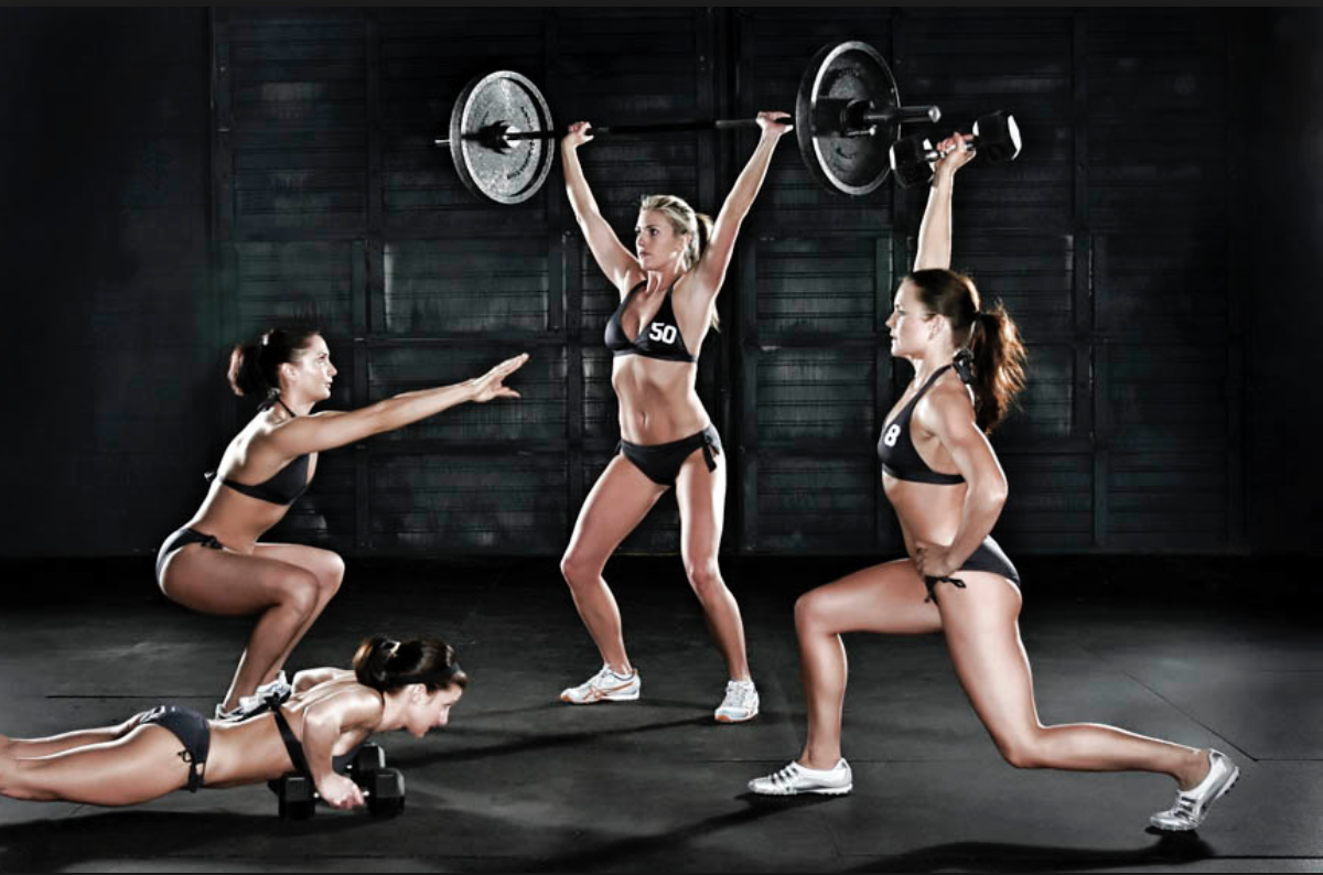 best of Crossfit a Is hookup site there
