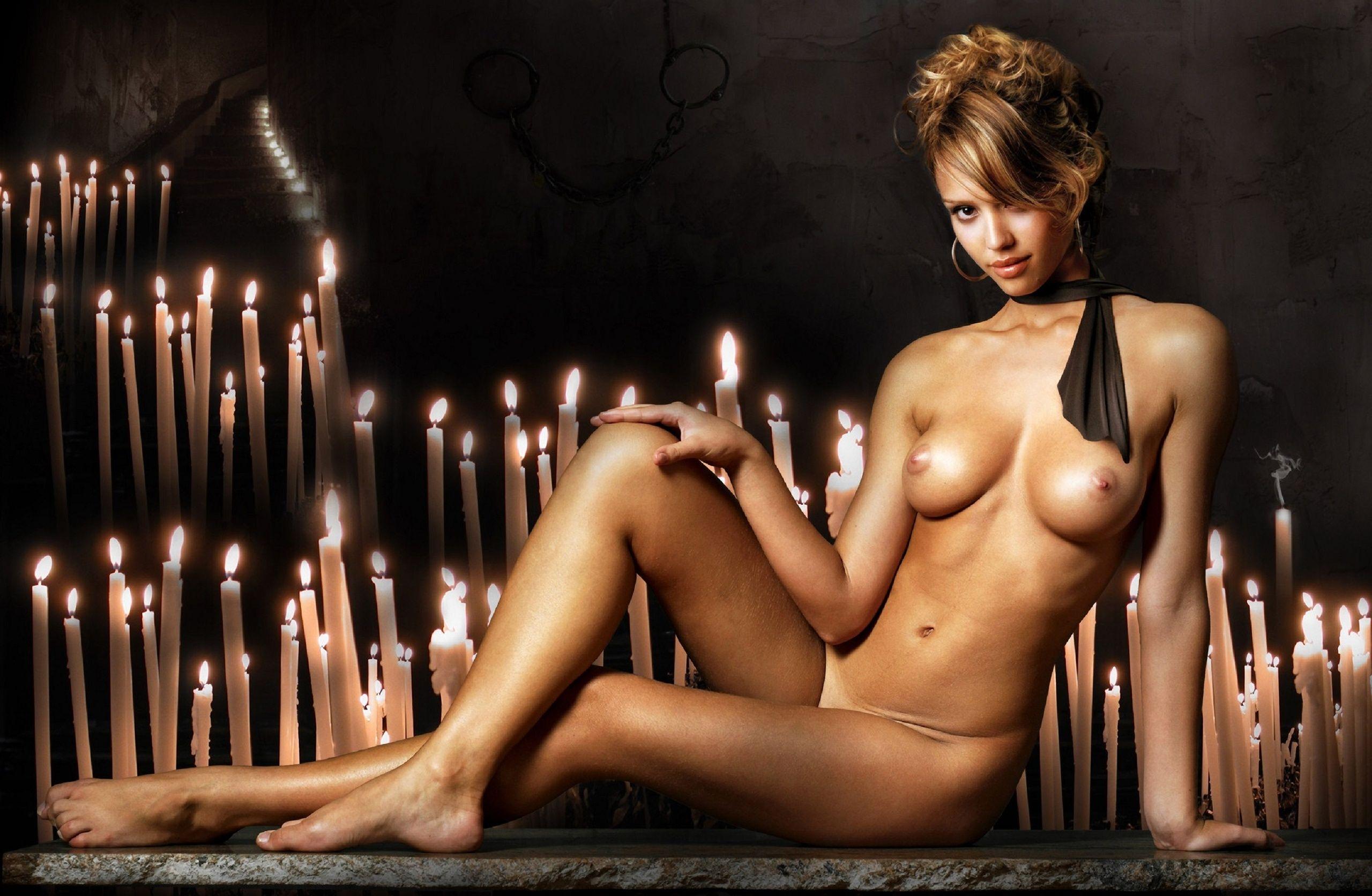Masher reccomend Alba jessica nude wallpaper
