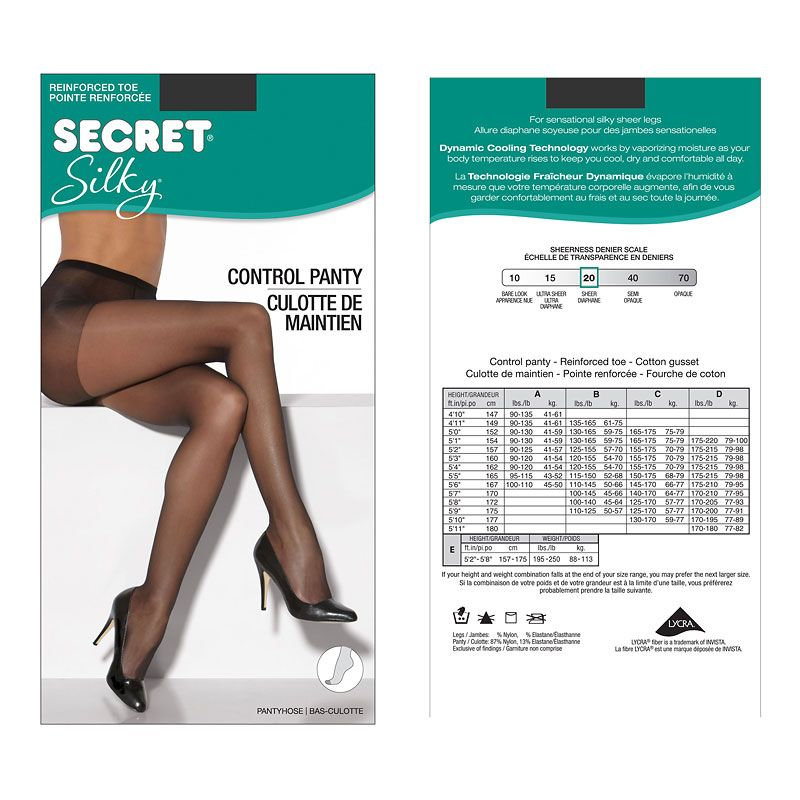 Fox reccomend Silky control top pantyhose pictures