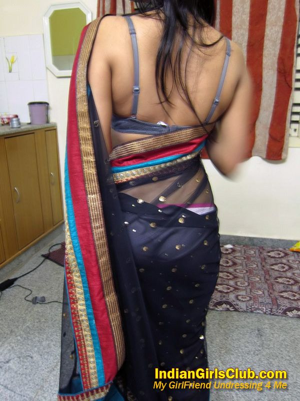 Gand saree nude has analogue? opinion