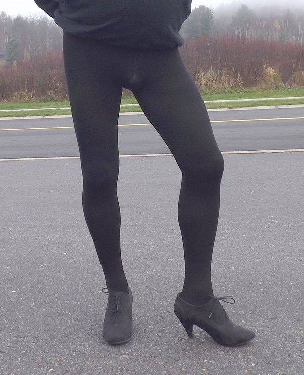best of Stained pantyhose Pee