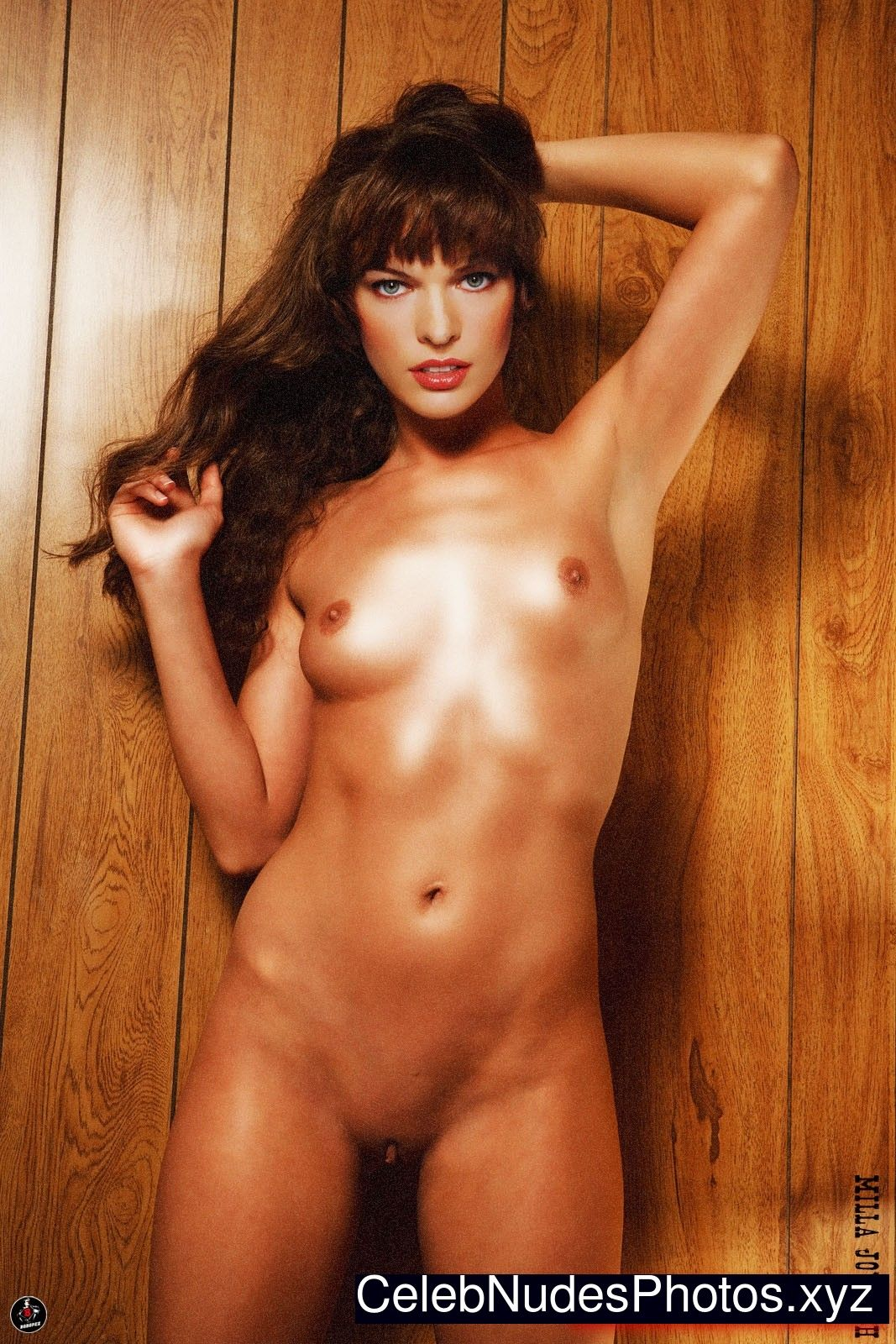 Milla Jovovich Young Nude Pussy Sex Images