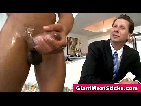 Big tits milf bj