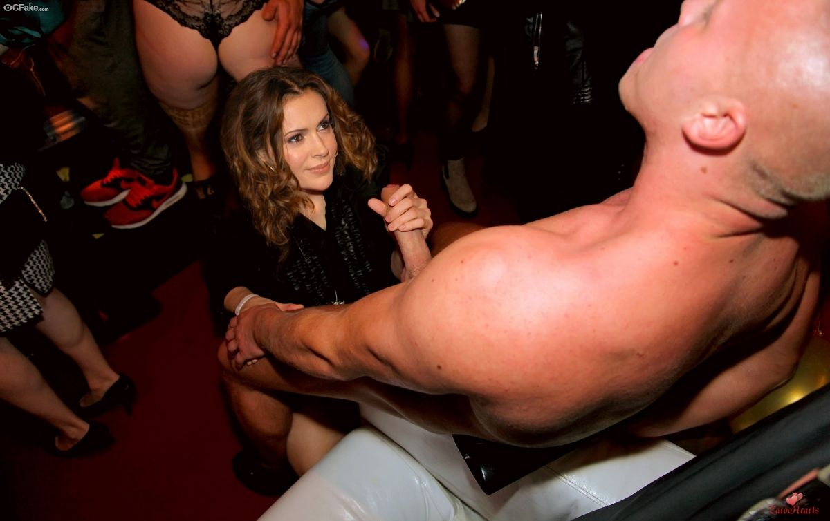 Alyssa milano sex