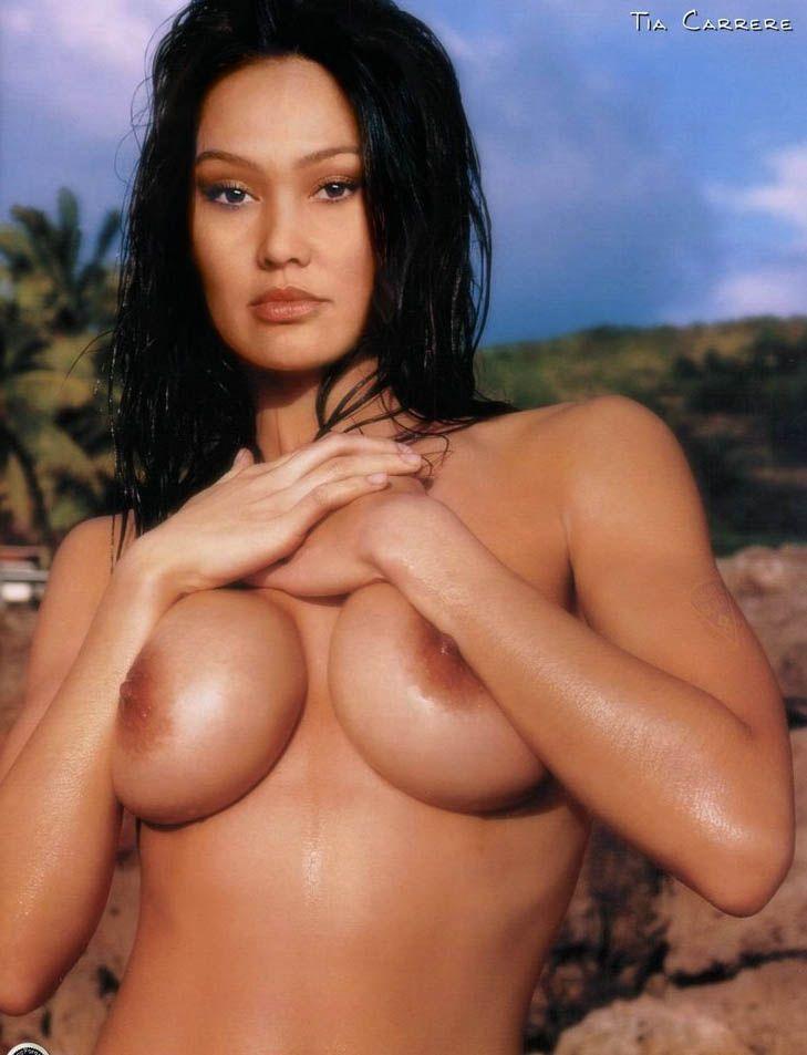 Athena reccomend Tia carrere fake nude gallery