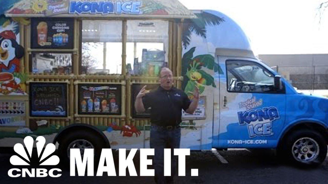 Wheres the kona shaved ice truck