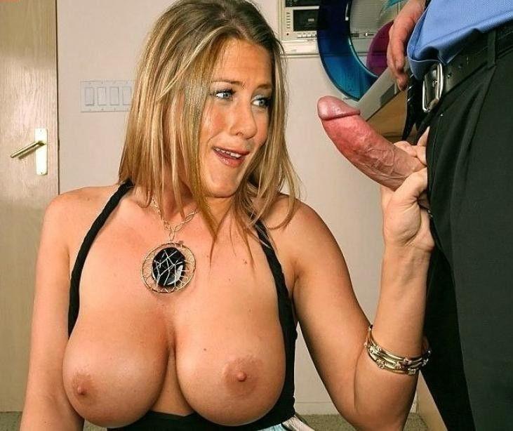 best of Aniston penis Jennifer sex