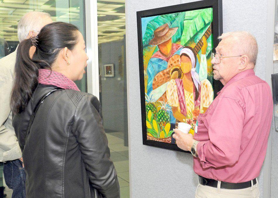 Angelfish reccomend Amateur art shows