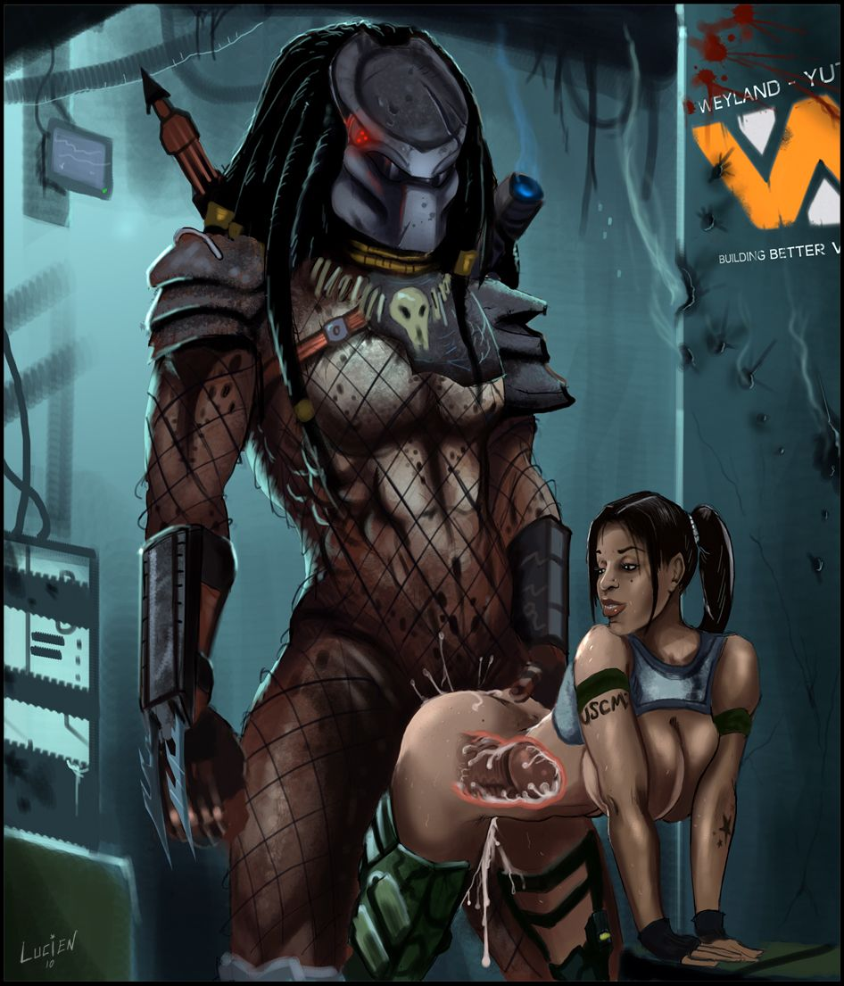 Alien Nude Girls alien vs predator sex . excellent porn. comments: 1