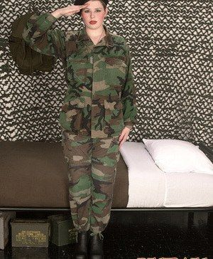 best of Uniform Female military porn in