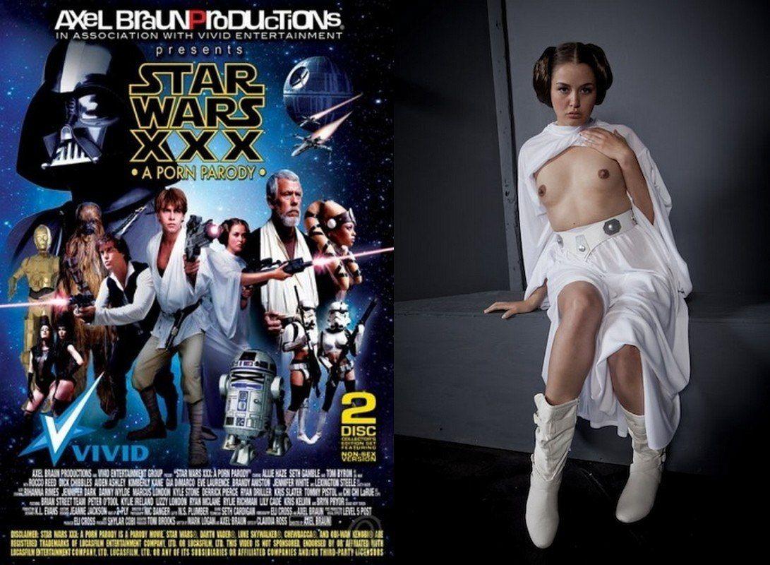 stars wars porno