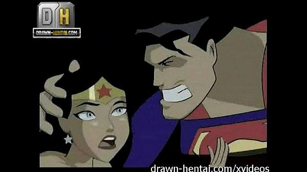 Superman video with porns excited too