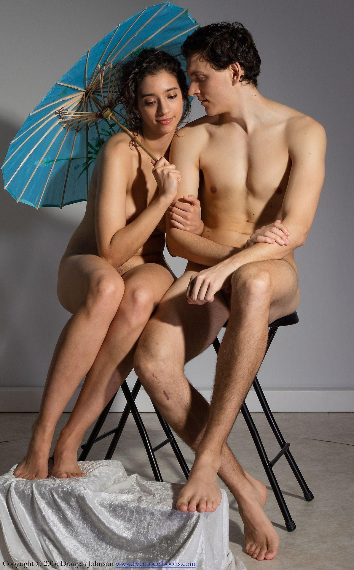 Nude girls doing sex photoshoot