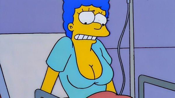 Interstate reccomend Marge boob job