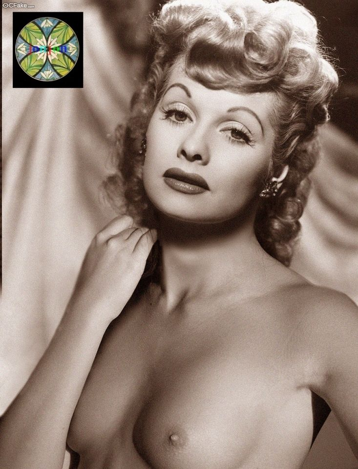 Nude Fakes Of Lucille Ball Top Porn Images