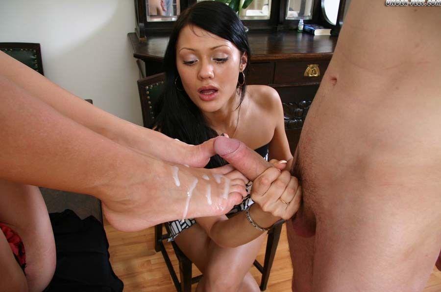 Final, dick nudist slave cumshot handjob something is