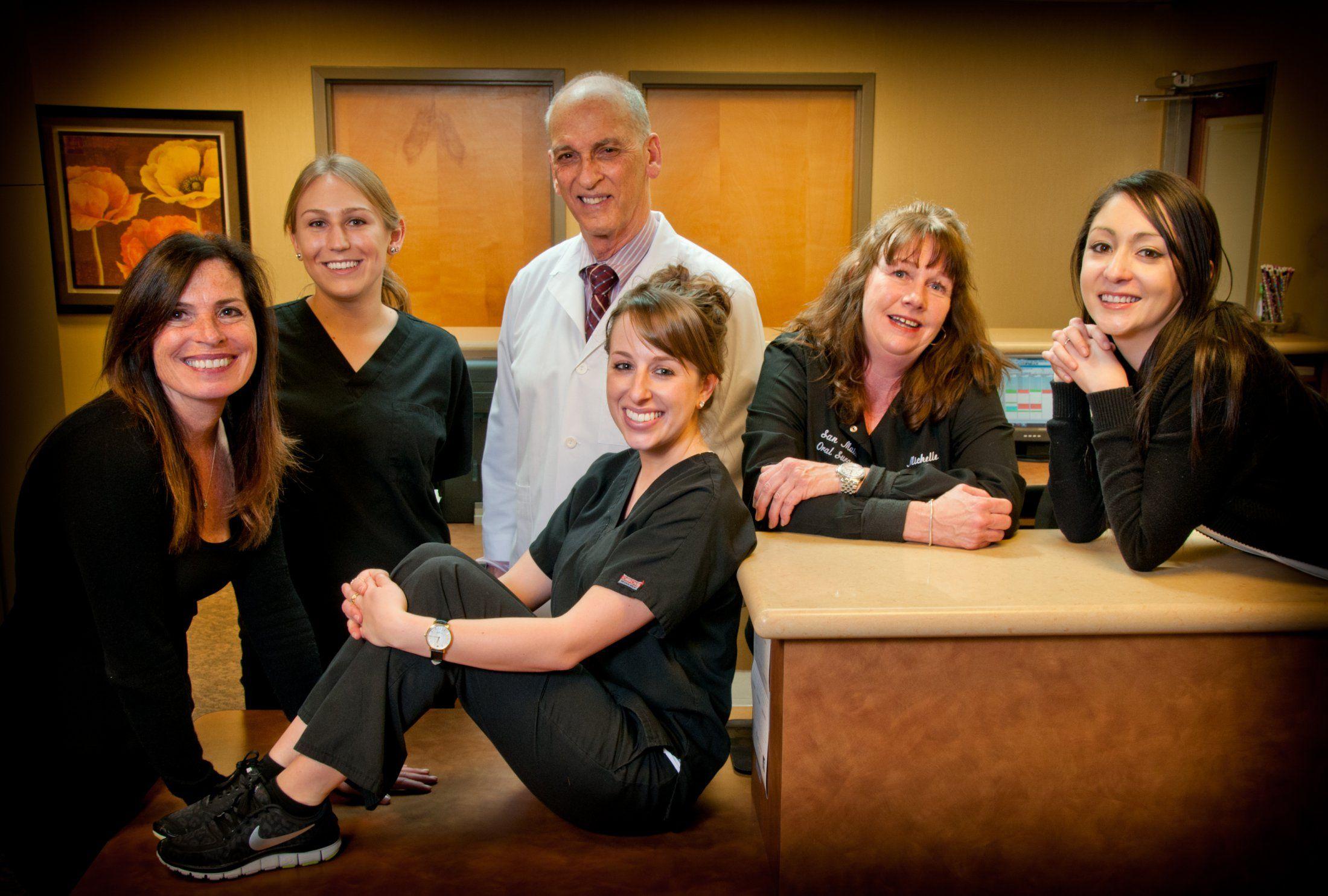 Oral facial surgery group