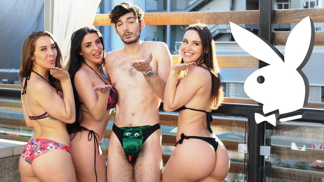 Allison Stokke Naked girl on girl faking free playboy videos . nude images