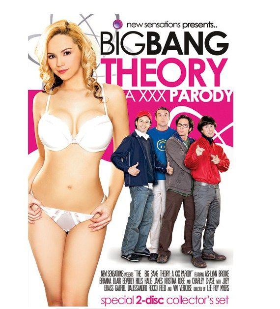 Big bang porn parody