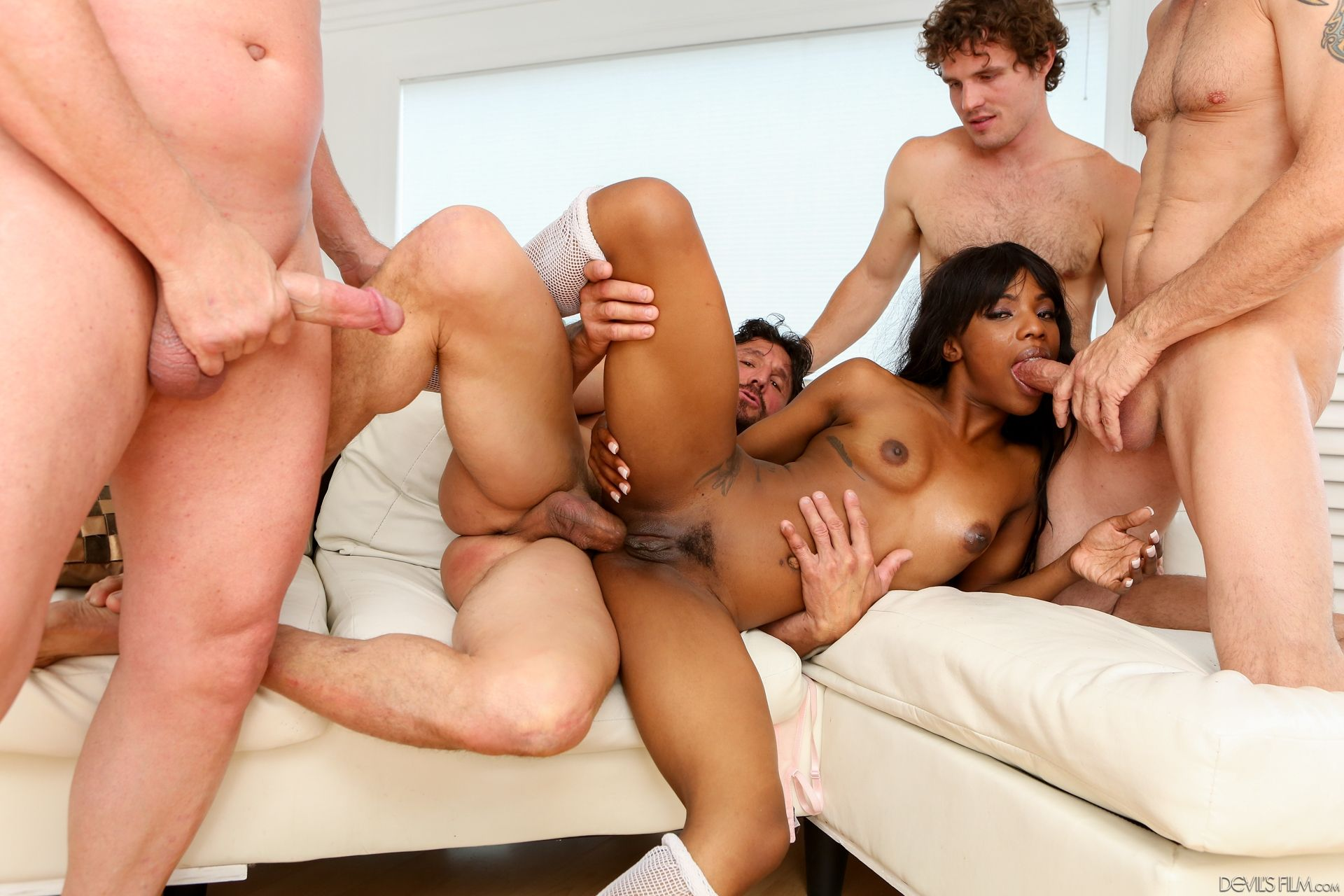 White naked black women men and Lovely Ebony
