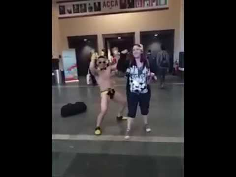 Boston dance stripper