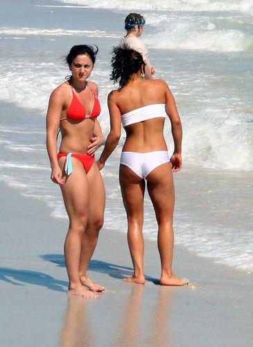 best of Muscle girls Bikini