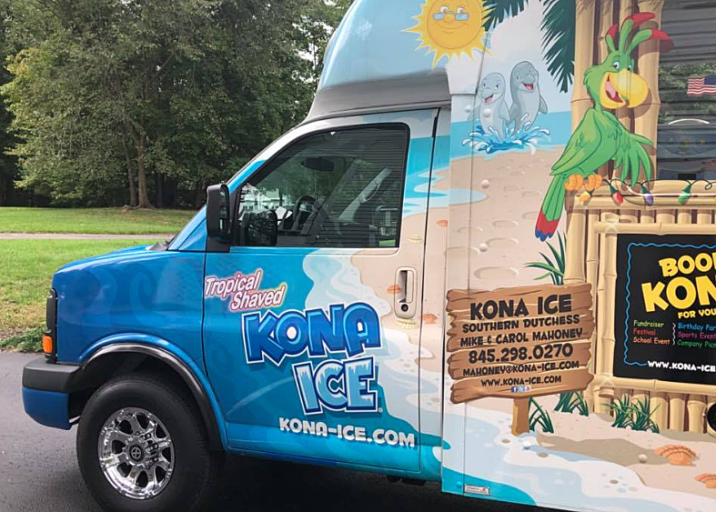 best of Shaved kona truck the Wheres ice