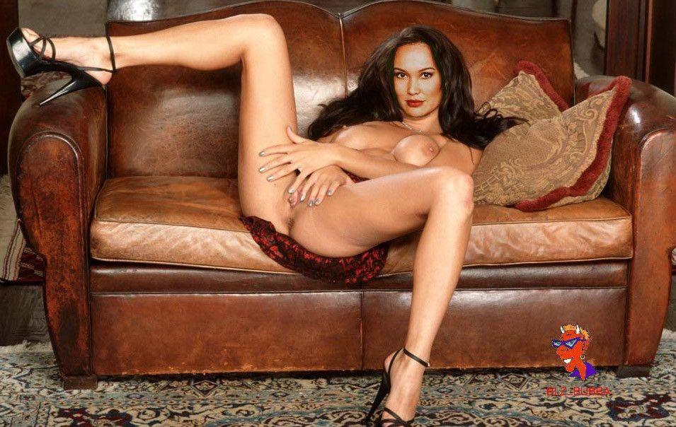 Slate reccomend Tia carrere fake nude gallery