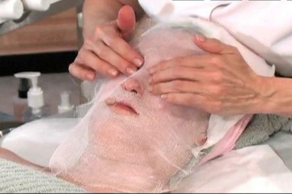 Hazy reccomend Facial paraffin wax