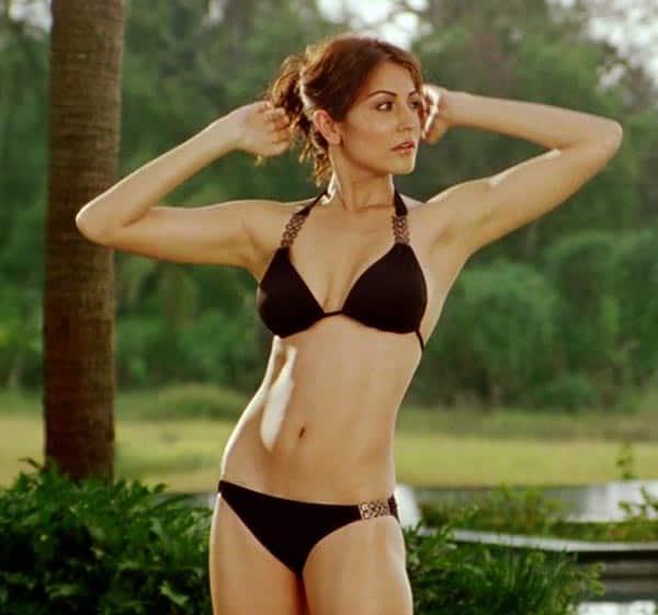 abby winter bikinis frei