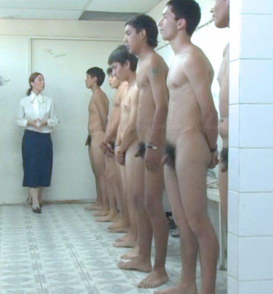 Cfnm naked Privates in