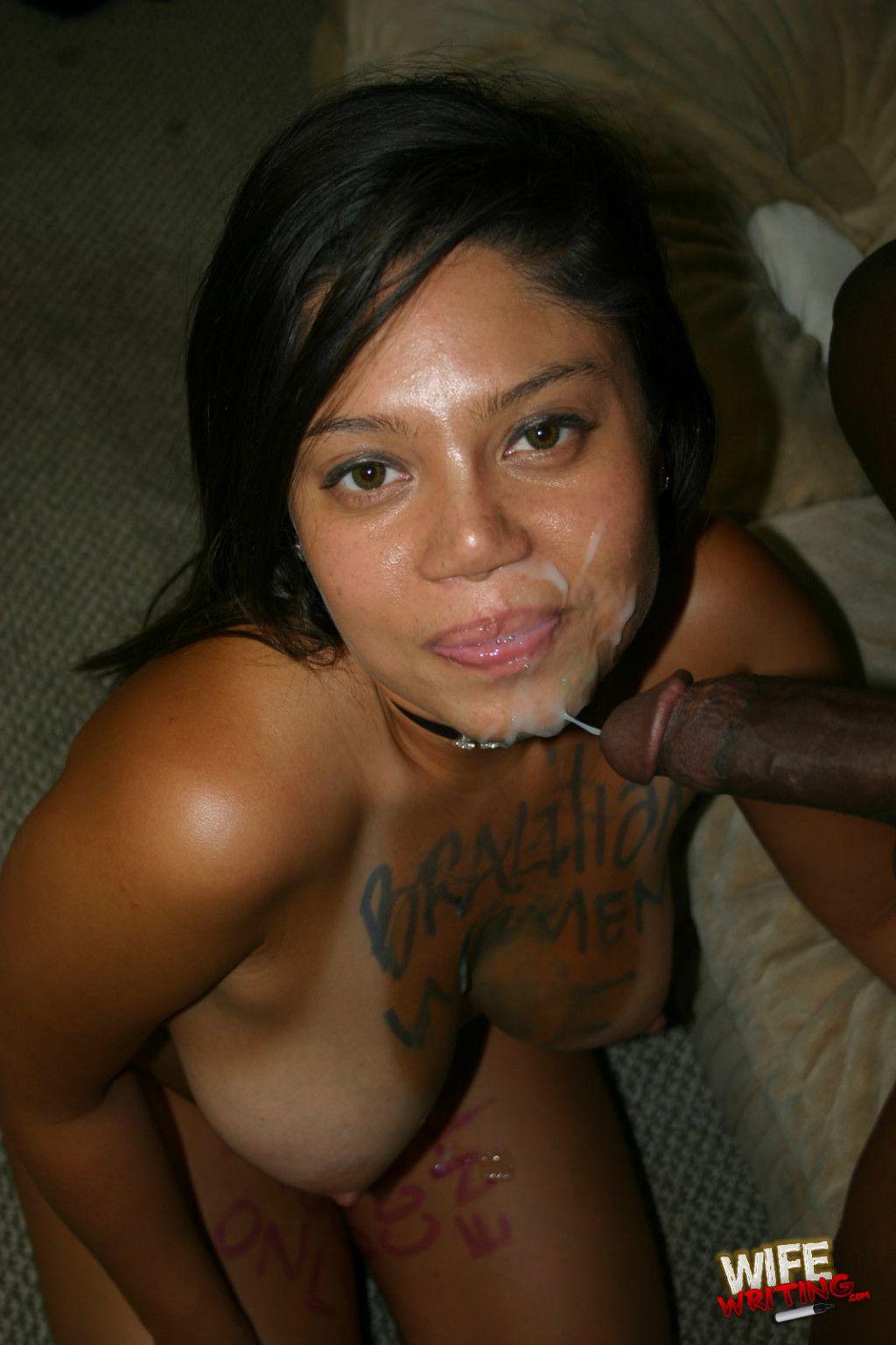 Asian whores messy facials xxx image hot