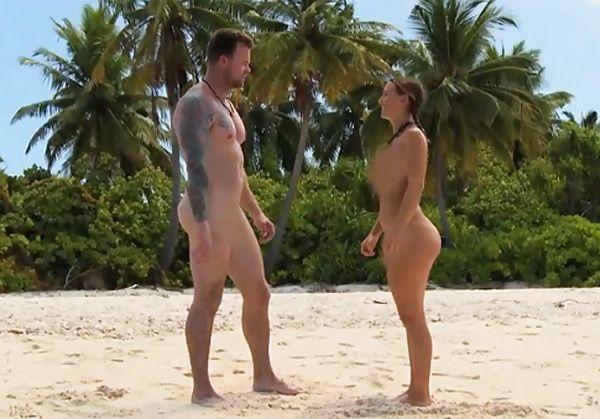 Naked survivor uncensored