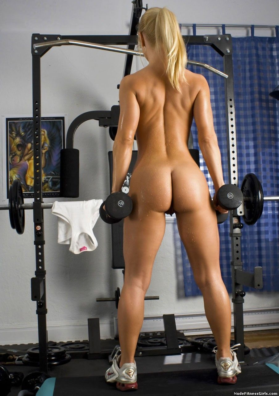 Nude female fitness 25 Hottest