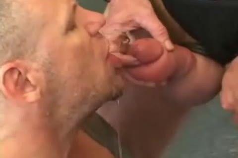 Wife fucks black tube