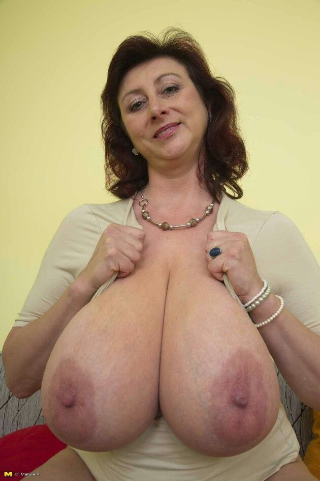 best of Tits huge Matures with
